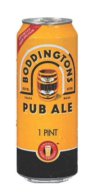 Photo of Boddingtons