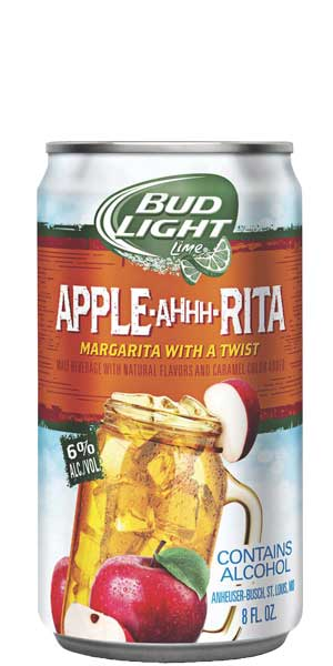 Photo of Bud Light Lime Apple-Ahhh-Rita