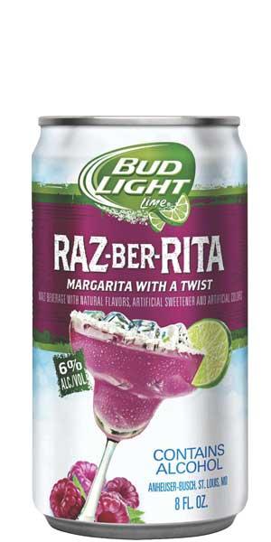 Photo of Bud Light Lime Raz-Ber-Rita