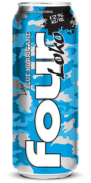 Photo of Four Loko Blue Hurricane
