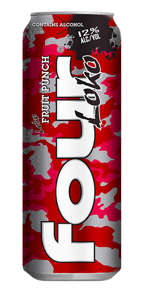 Photo of Four Loko Fruit Punch