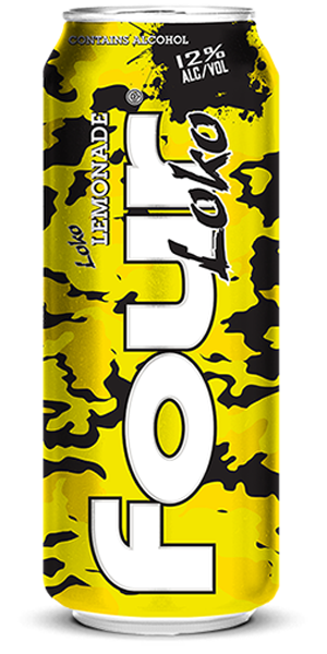 Photo of Four Loko Lemonade