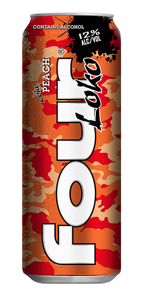 Photo of Four Loko Peach