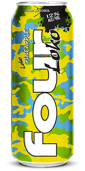 Photo of Four Loko Pineapple