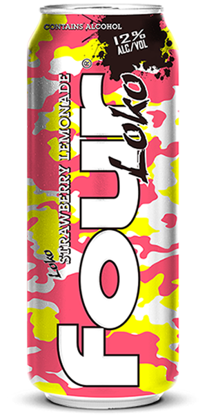 Photo of Four Loko Strawberry Lemon