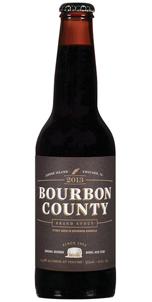 Photo of Goose Island Bourbon County Stout