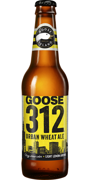 Photo of Goose Island 312 Urban Wheat Ale
