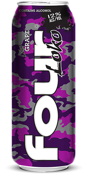 Photo of Four Loko Uva