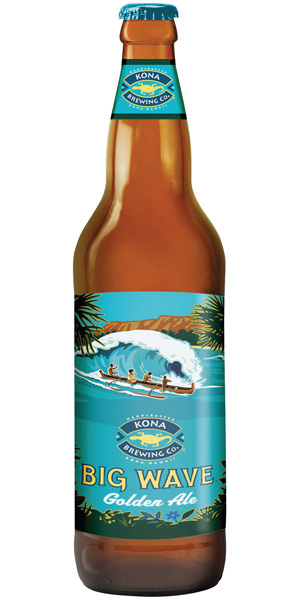 Photo of Kona Big Wave Golden Ale