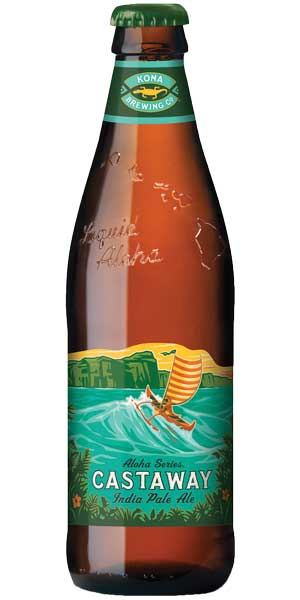 Photo of Kona Castaway IPA