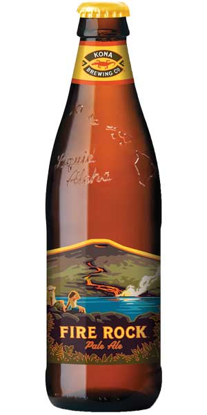 Photo of Kona Fire Rock Pale Ale
