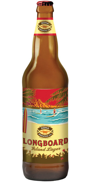 Photo of Kona Longboard Island Lager