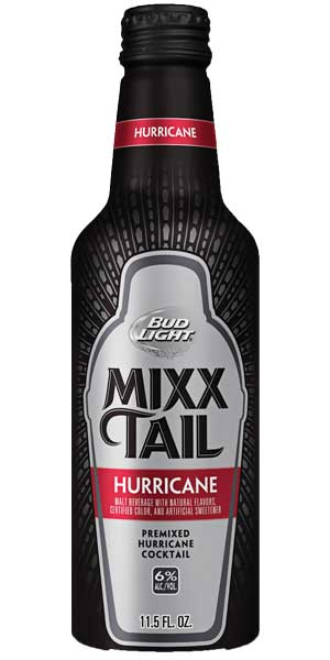 Photo of Bud Light MixxTail Hurricane