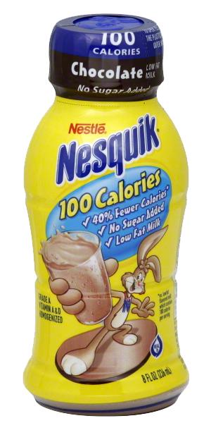 Photo of NESQUIK Flavored Milk