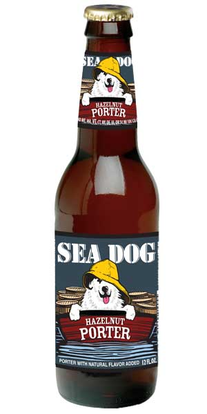 Photo of Sea Dog Hazelnut Porter