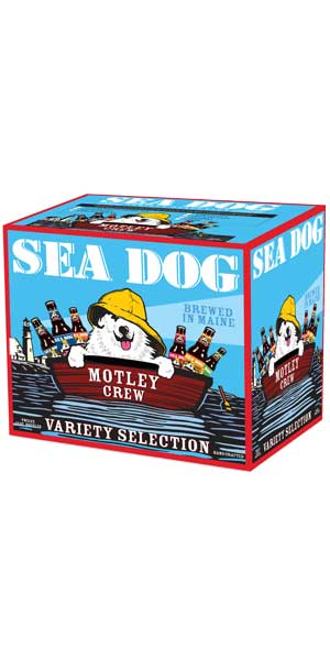 Photo of Sea Dog Motley Crew Variety Selection