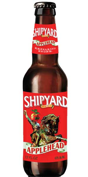 Photo of Shipyard Applehead Ale