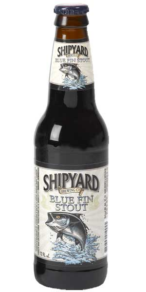 Photo of Shipyard Blue Fin Stout