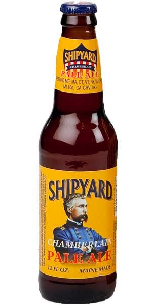 Photo of Shipyard Chamberlain Pale Ale