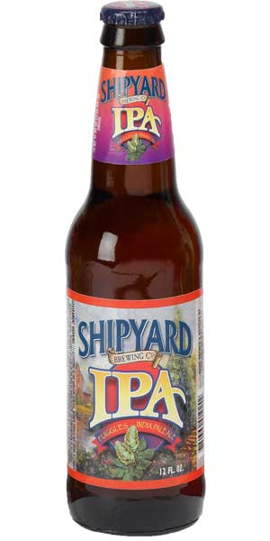 Photo of Shipyard Fuggles IPA