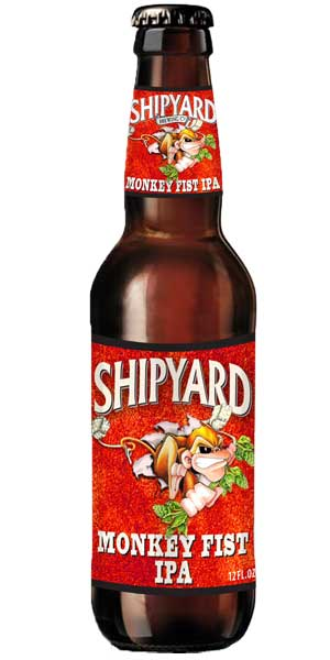 Photo of Shipyard Monkey Fist IPA