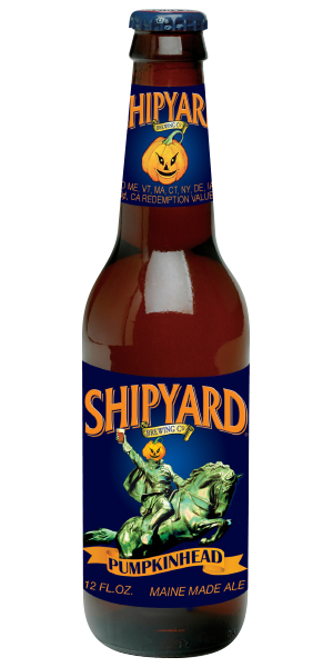 Photo of Shipyard Pumpkinhead