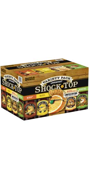 Photo of Shock Top Spring/Summer Variety