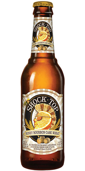 Photo of Shock Top Honey Bourbon Cask Wheat