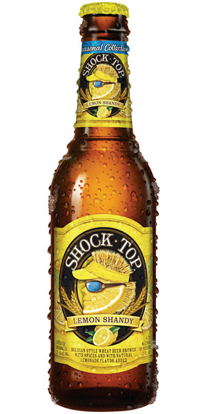 Photo of Shock Top Lemon Shandy