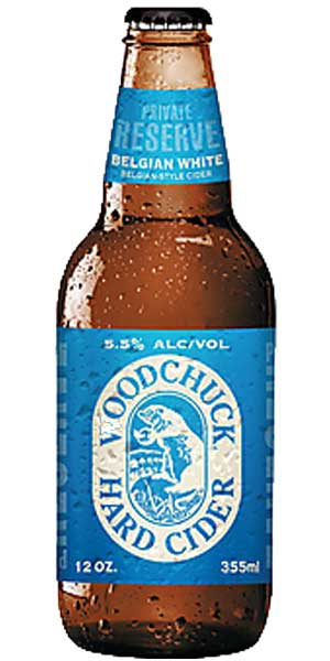 Photo of Woodchuck Hard Cider Private Reserve Belgian White