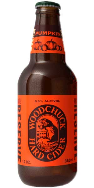 Photo of Woodchuck Hard Cider Private Reserve Pumpkin